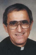 Fr. George Galea, the fifth pastor who was responsible for many additions to the building.